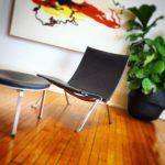 Kjaerholm-Style PK22 Lounge Chair