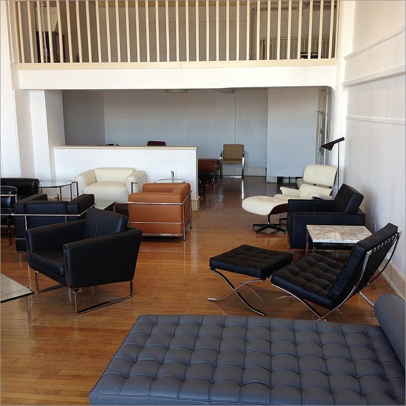 Etonnant Exterior Fine Arts Building Modern Classics Showroom Photo 1 ...