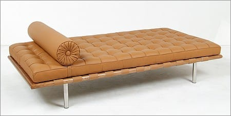 comparison guide mies van der rohe exhibition daybed barcelona couch