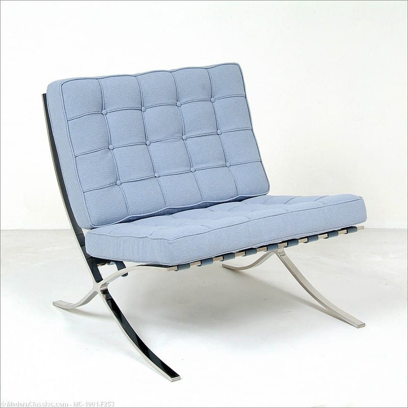 Inspired By: Mies Van Der Rohe Bacelona Chair