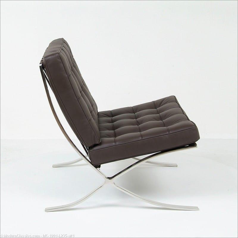comparison guide barcelona chair. Black Bedroom Furniture Sets. Home Design Ideas