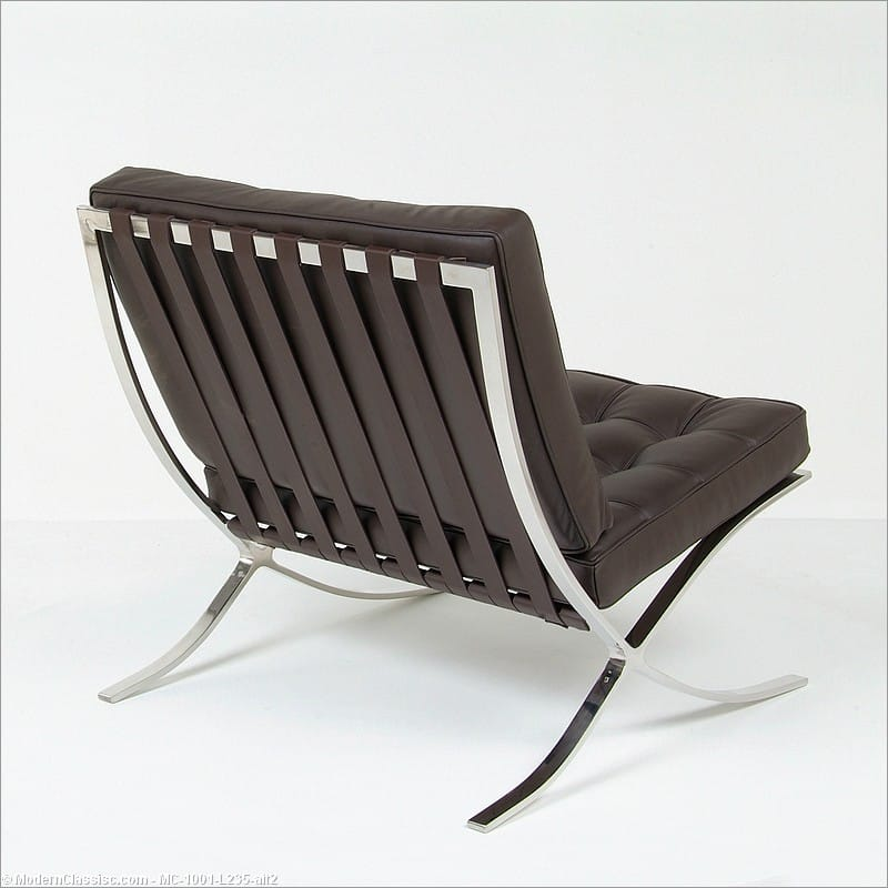 Comparison guide barcelona chair for Barcelona chaise replica