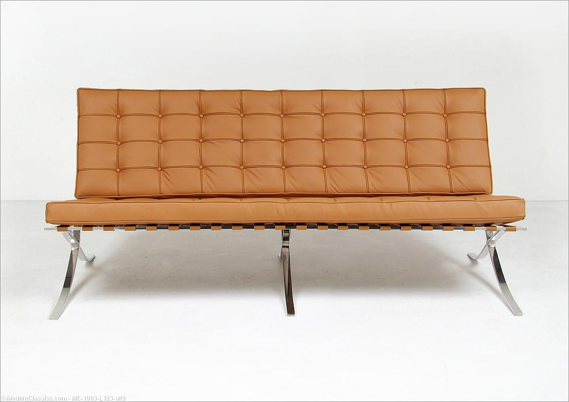 van rohe leather premium watch replica der couch from daybed mies youtube matt blatt barcelona