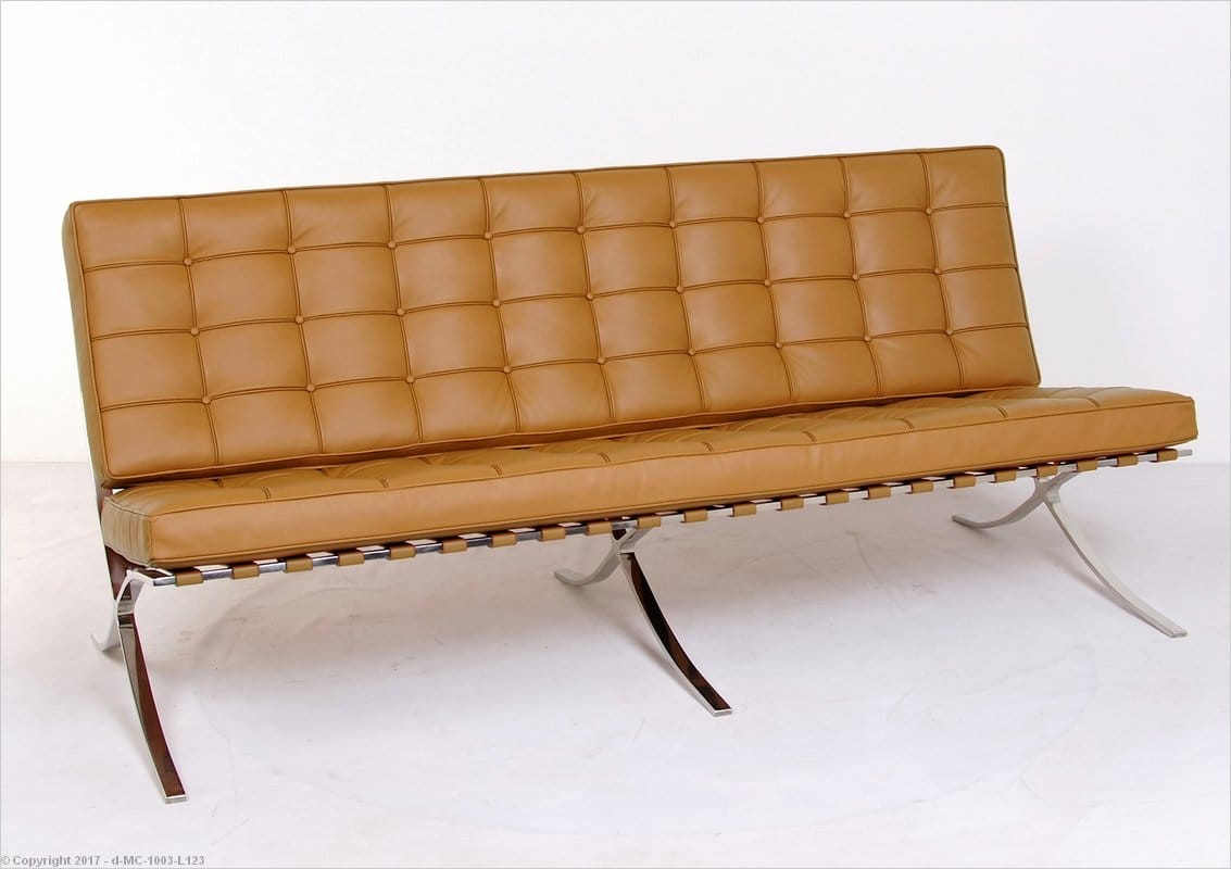 Comparison guide barcelona loveseat and sofa modern for Sofa barcelona couch