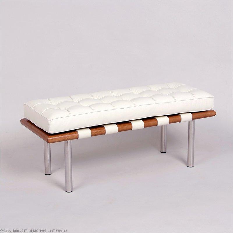 Mies Van Der Rohe Exhibition Narrow Bench Barcelona Narrow Bench