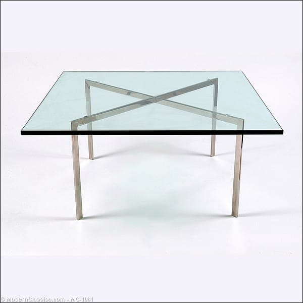 Nice Mies Van Der Rohe Style: Exhibition Coffee Table