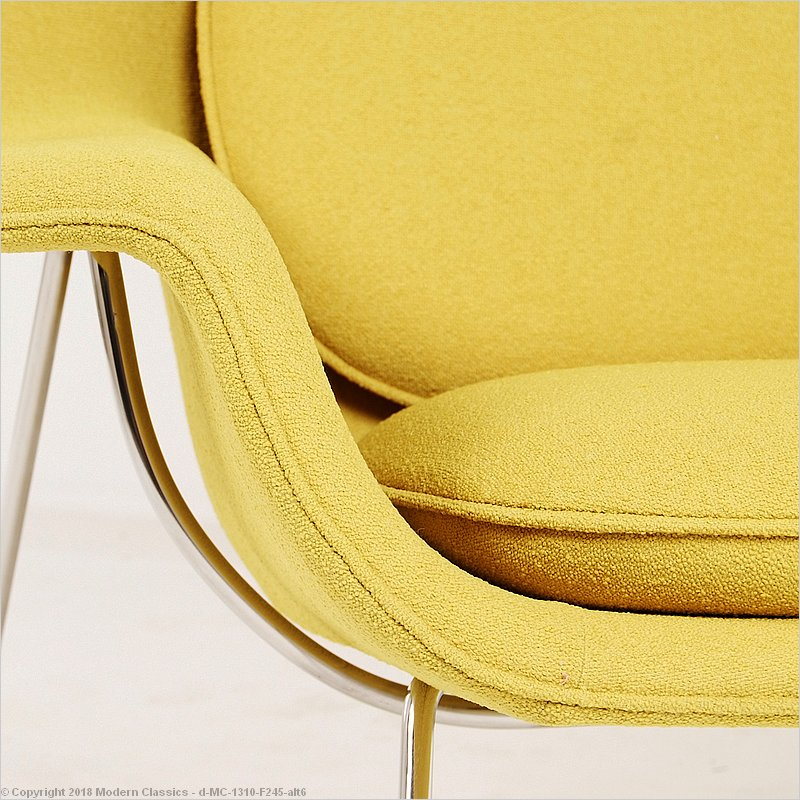 Review And Comparison Guide Saarinen Womb Chair