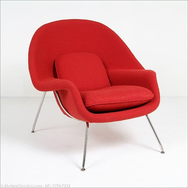 Saarinen womb chair - Saarinen womb chair reproduction ...