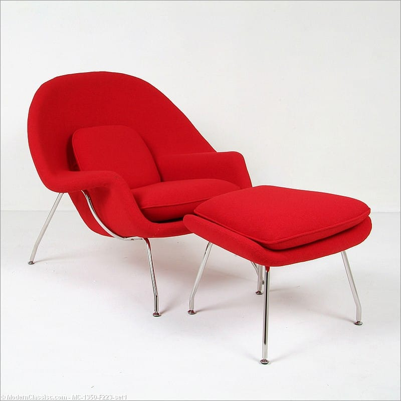 Saarinen Womb Chair Replica   Photo 9