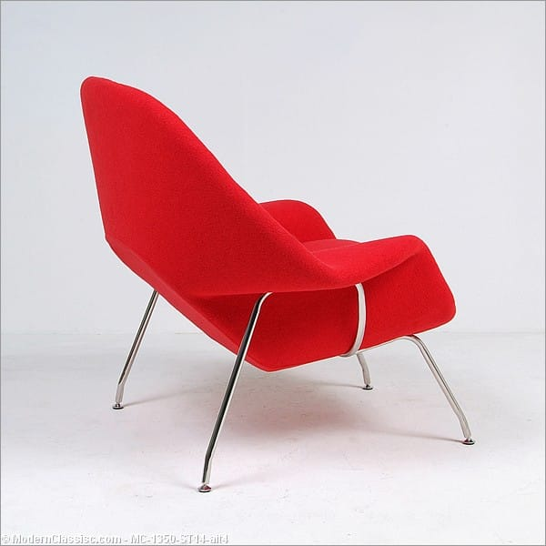 100 reproduction womb chair saarinen large womb chair by knoll yliving furniture replica - Saarinen womb chair reproduction ...