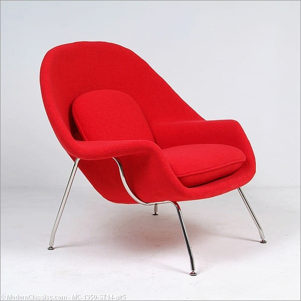 Saarinen Womb Chair Replica   Photo 6