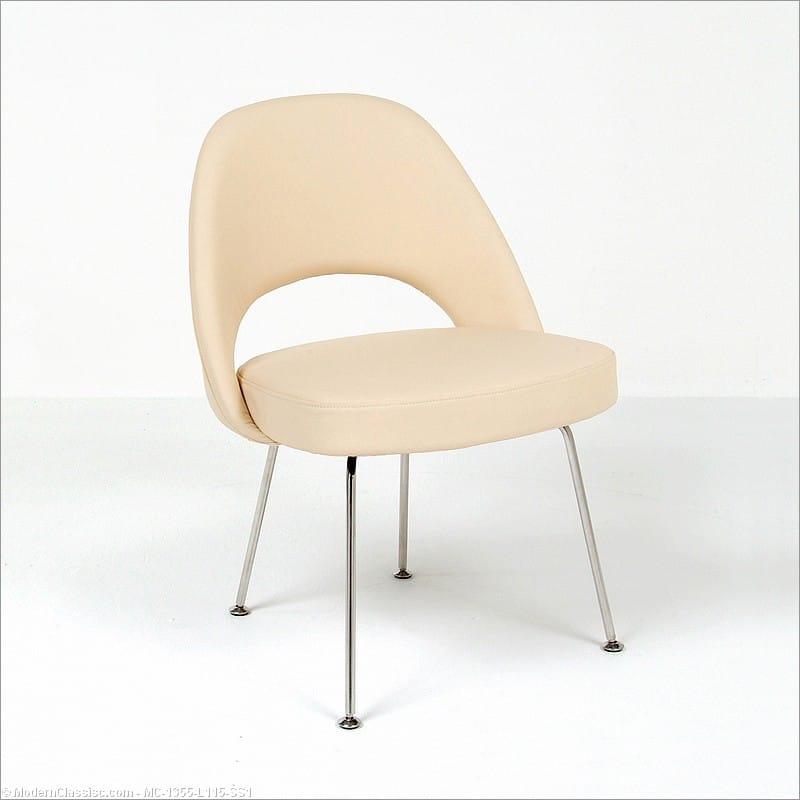 Inspired By: Eero Saarinen Side Chair