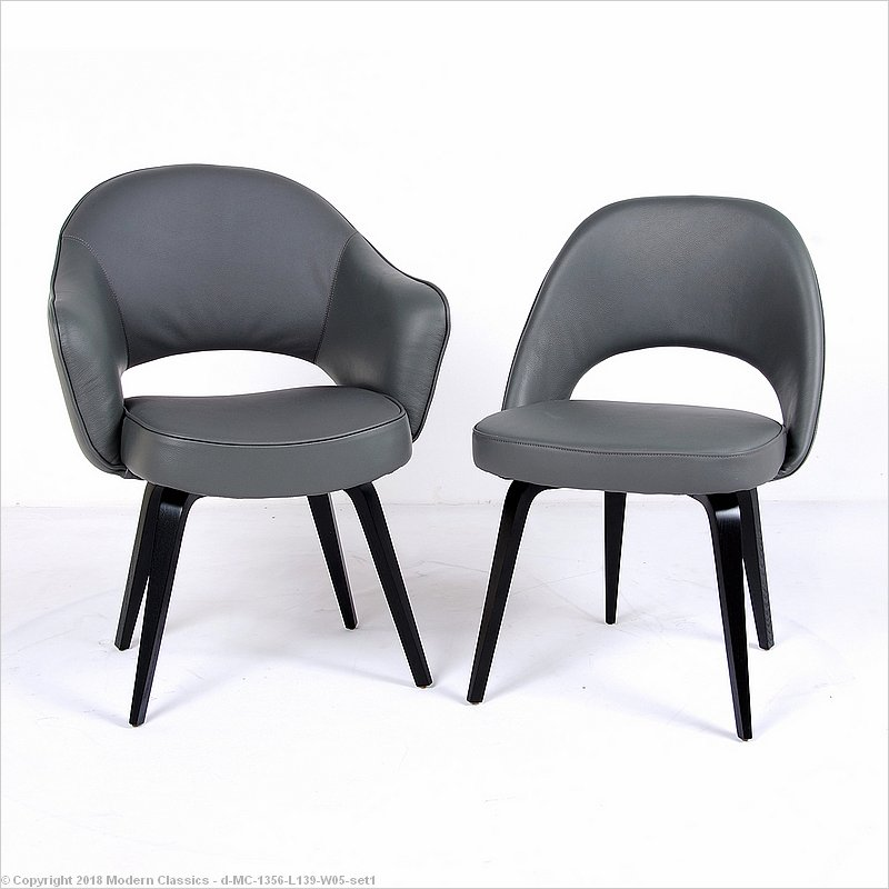 Review And Comparison Guide Saarinen Executive Arm Chair