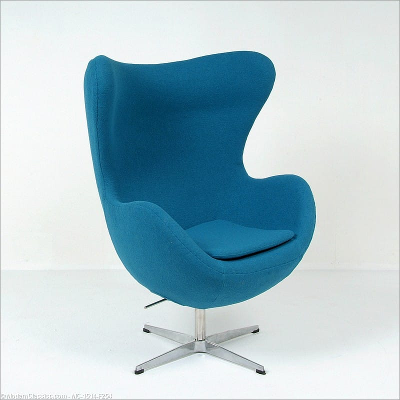 Jacobsen egg chair for Egg chair jacobsen
