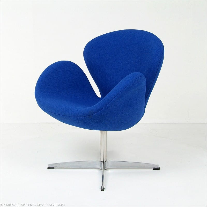 Jacobsen swan chair for Swan chair nachbau