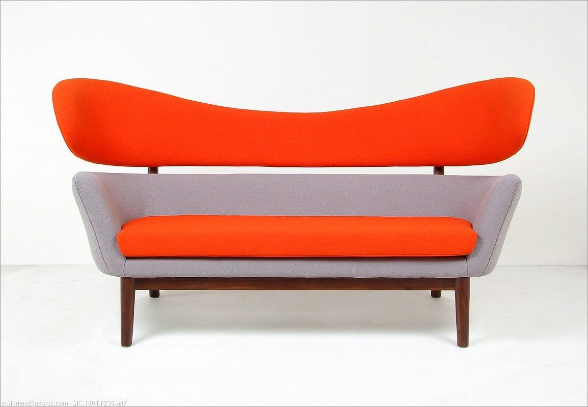 Finn juhl the baker sofa - Finn Juhl Style Baker Sofa