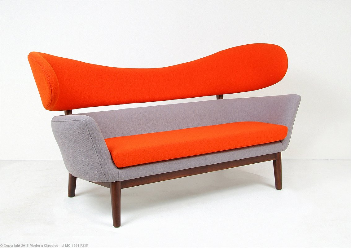 finn juhl sofa bo 77 sofa by finn juhl for bovirke 1960s at pamono thesofa. Black Bedroom Furniture Sets. Home Design Ideas