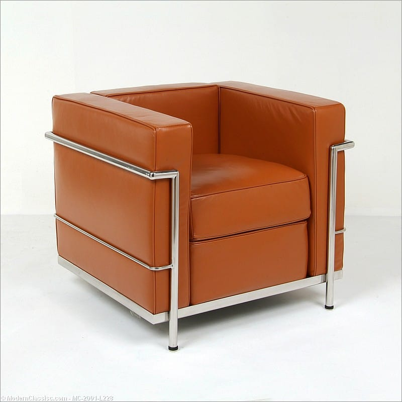 Comparison guide le corbusier chair reproductions for Modern and classic furniture