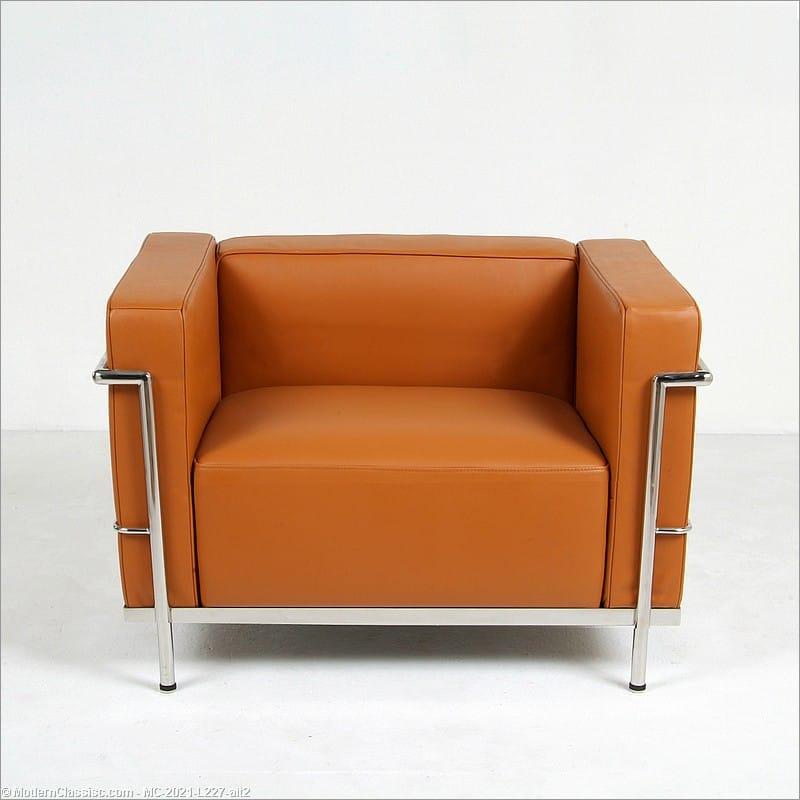 Le Corbusier Grande Lounge Chair Modernclassics Com