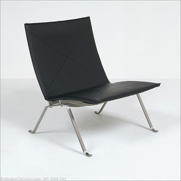 Kjaerholm Style PK22 Lounge Chair : kjaerholm chair - Cheerinfomania.Com