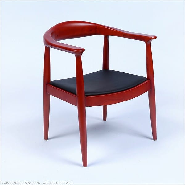 Inspired By: Hans Wegner Round Back Chair