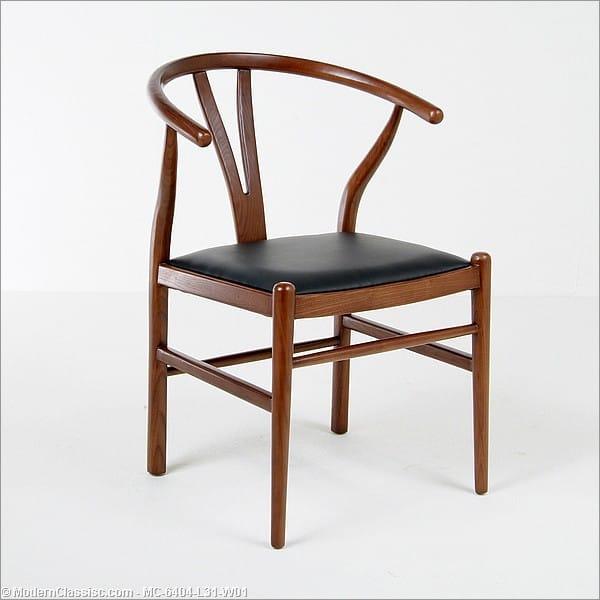 Wegner Style: Wishbone Chair