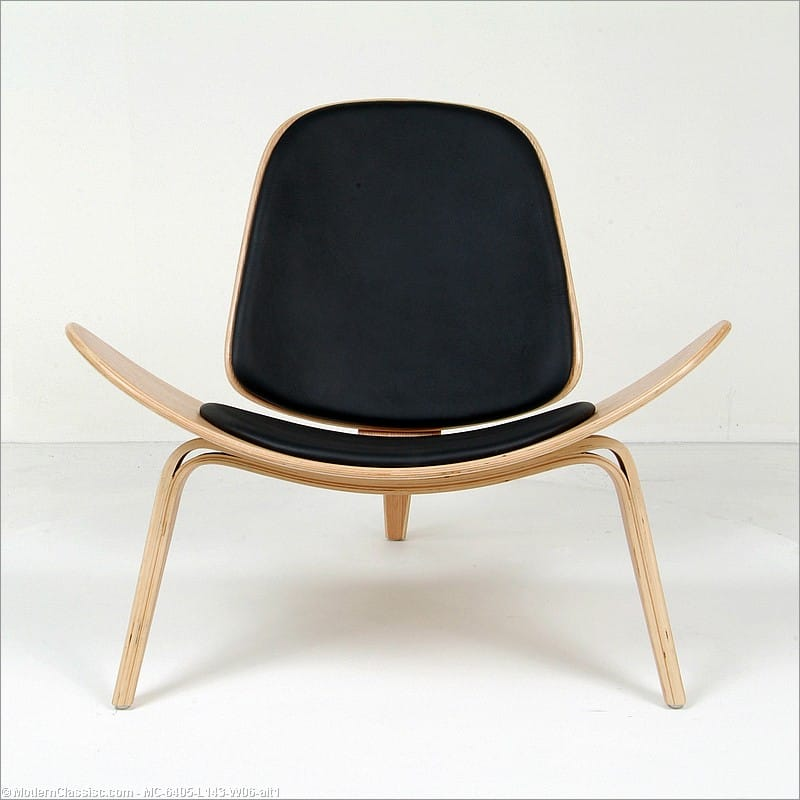 Wegner shell chair reproduction - Shell chair replica ...