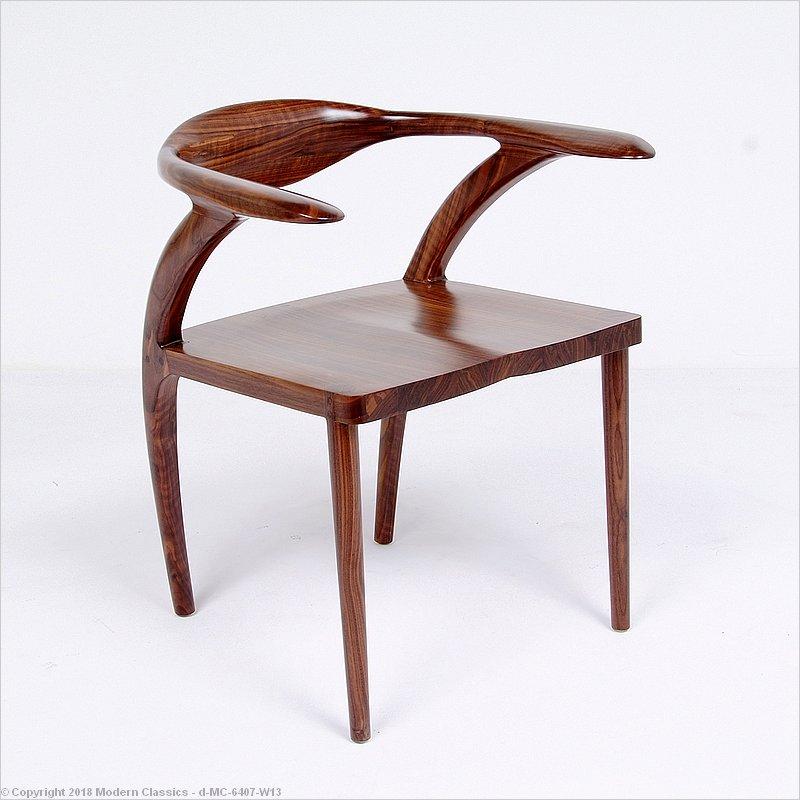 Wegner Style: PP68 Chair