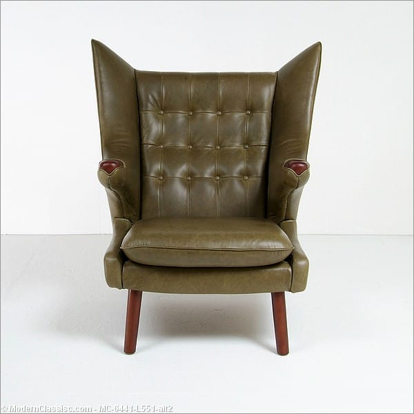 Wegner Style: Papa Bear Chair