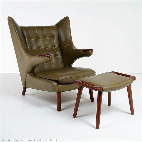 Merveilleux Wegner Style: Papa Bear Chair
