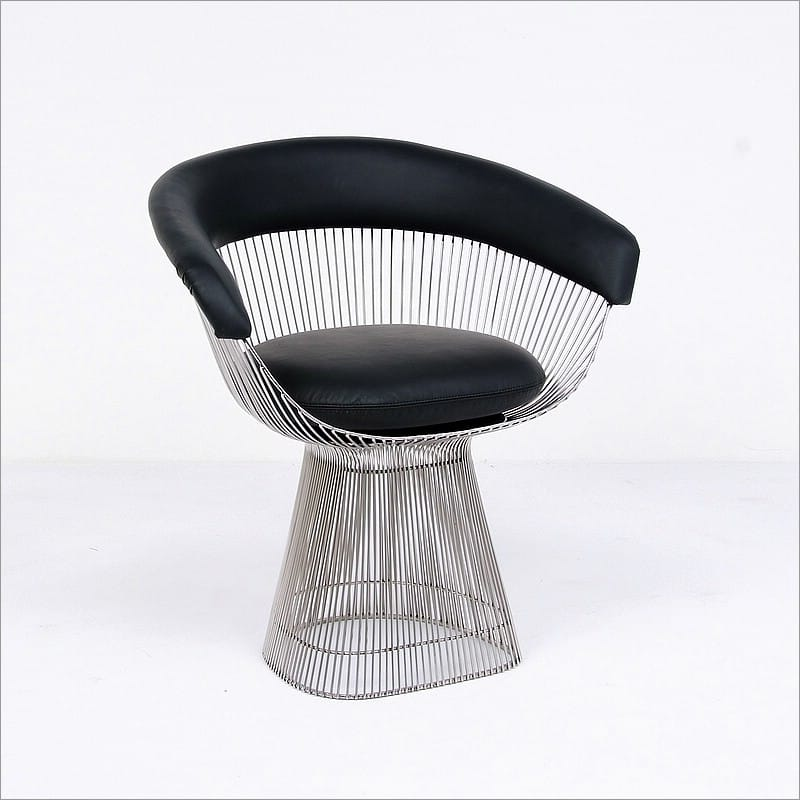 Inspired By: Warren Platner Wire Dining Chair