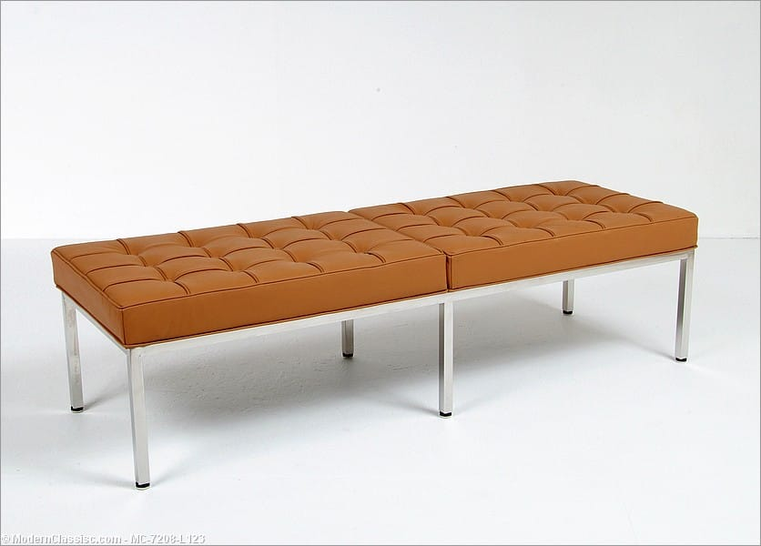 Comparison Guide Florence Knoll Bench Modern Classics Furniture