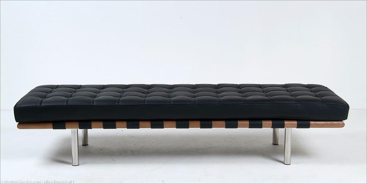 72 Inch Bench Cushion – LIKA #1: d Mies Bench3 alt1
