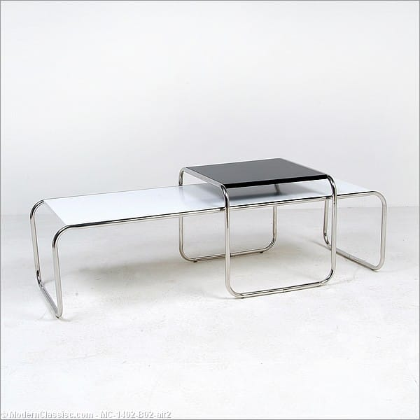 Breuer laccio coffee table Laccio coffee table