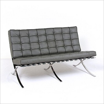 Mies van der Rohe Exhibition Loveseat