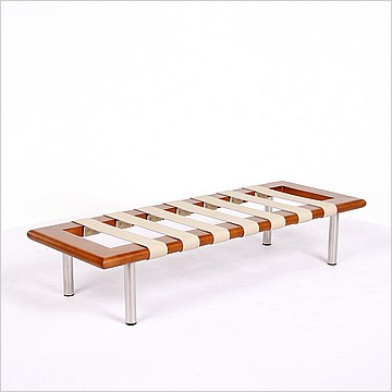Modern Classics Barcelona Bench - Frame View 1