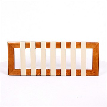 Modern Classics Barcelona Bench - Frame View 4
