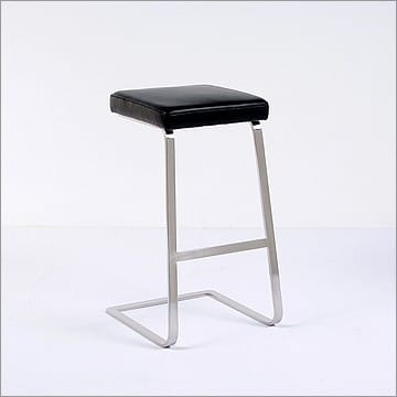 Mies van der Rohe Exhibition Bar Stool
