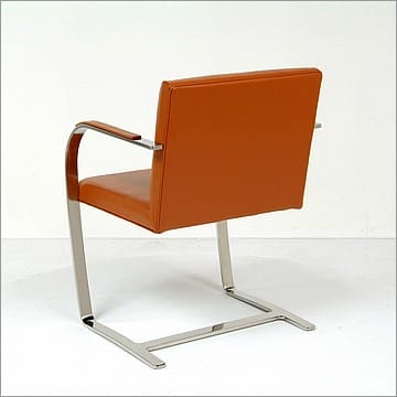 Mies Van Der Rohe Executive Guest Chair Brno Chair