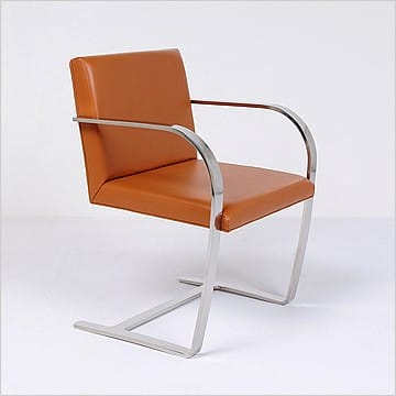 Mies Van Der Rohe Executive Guest Chair Brno Chair
