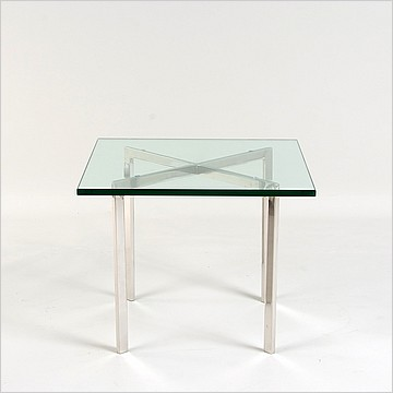 Mies van der Rohe Exhibition Side Table