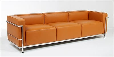 comparison guide corbusier sofa reproductions modern. Black Bedroom Furniture Sets. Home Design Ideas