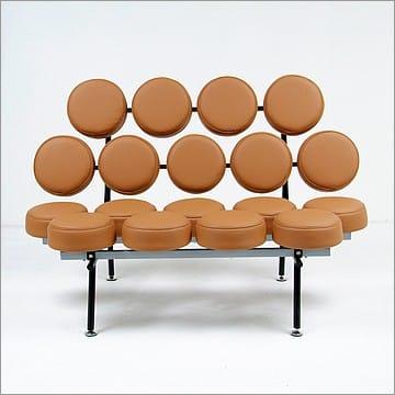 Nelson Style Marshmallow Sofa