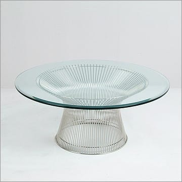 Platner Round Coffee Table Modernclassics Com