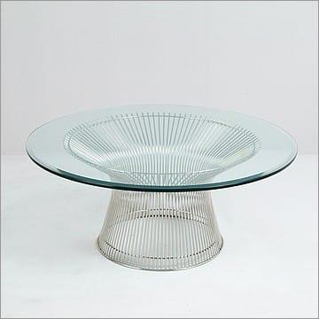 Platner Round Coffee Table Modernclassics Com