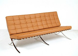 Bauhaus Exhibition Sofa Reproduction