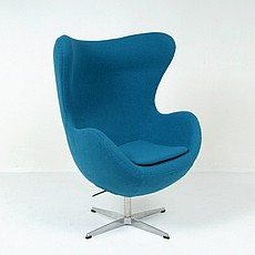 Jacobsen Egg Chair Replica